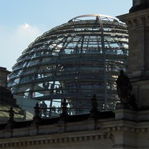 Reichstag Building Glass Dome - photo cult berlin
