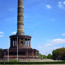 Victory Column on the Big Star - Grosser Stern